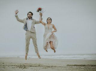 El matrimonio de Irene y Alfredo
