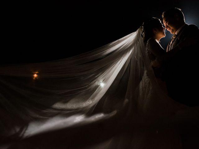 El matrimonio de Ricardo y Cinthya