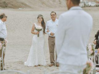 El matrimonio de Yahaira y Yoffre 1