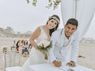 El matrimonio de Yahaira y Yoffre 3