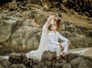 El matrimonio de Yahaira y Yoffre