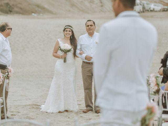 El matrimonio de Yoffre y Yahaira en Punta Negra, Lima 3