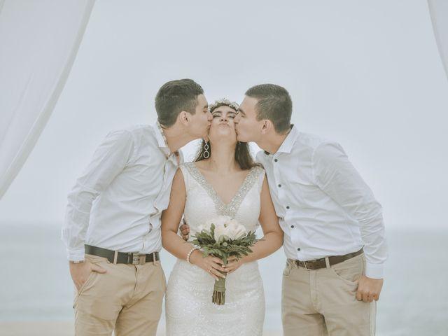 El matrimonio de Yoffre y Yahaira en Punta Negra, Lima 6