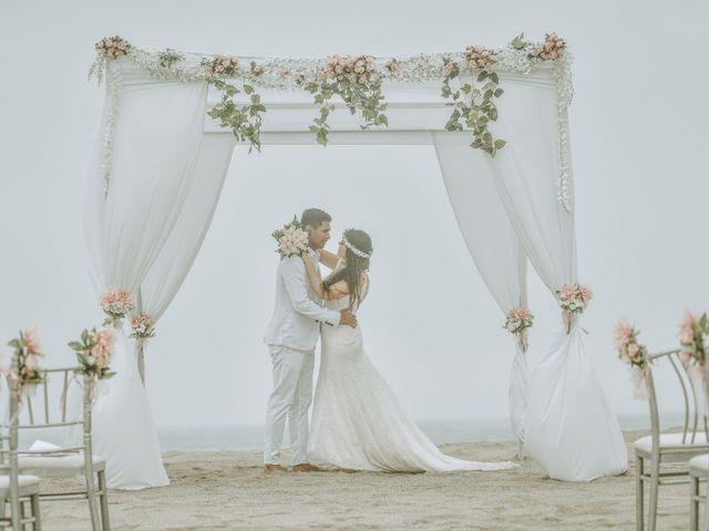 El matrimonio de Yoffre y Yahaira en Punta Negra, Lima 7