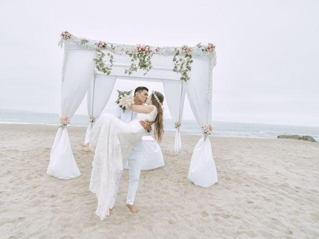 El matrimonio de Yoffre y Yahaira en Punta Negra, Lima 8