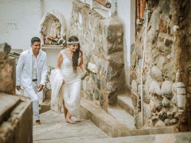 El matrimonio de Yoffre y Yahaira en Punta Negra, Lima 10