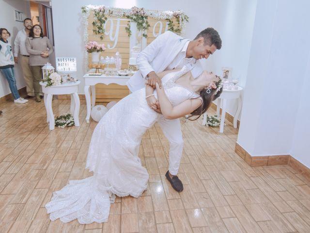 El matrimonio de Yoffre y Yahaira en Punta Negra, Lima 16