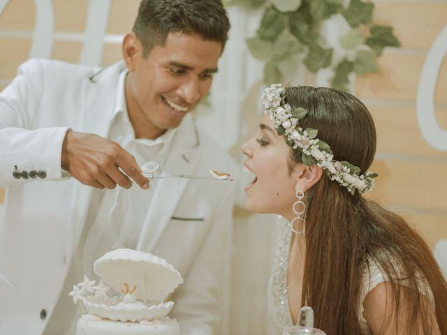 El matrimonio de Yoffre y Yahaira en Punta Negra, Lima 17