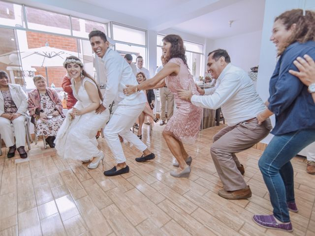 El matrimonio de Yoffre y Yahaira en Punta Negra, Lima 18