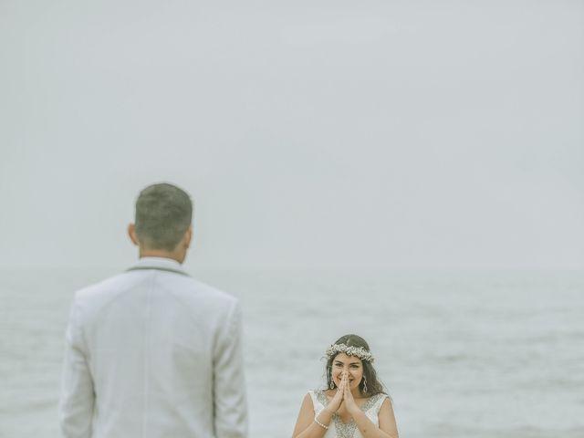 El matrimonio de Yoffre y Yahaira en Punta Negra, Lima 21