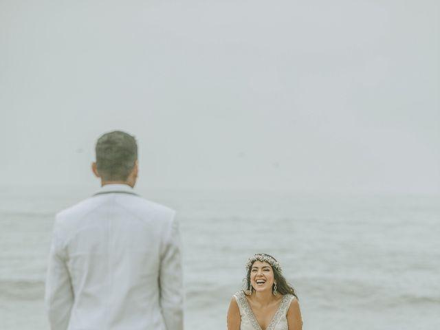 El matrimonio de Yoffre y Yahaira en Punta Negra, Lima 22