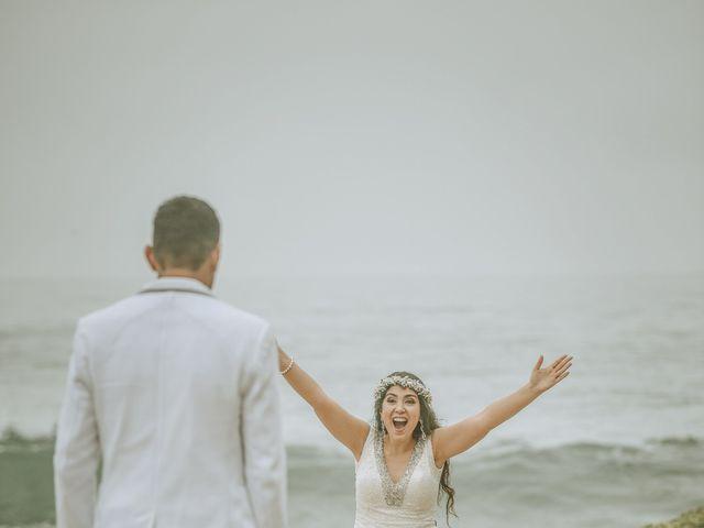 El matrimonio de Yoffre y Yahaira en Punta Negra, Lima 23