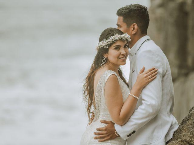 El matrimonio de Yoffre y Yahaira en Punta Negra, Lima 25