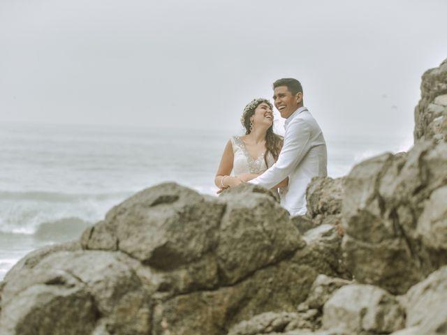 El matrimonio de Yoffre y Yahaira en Punta Negra, Lima 27