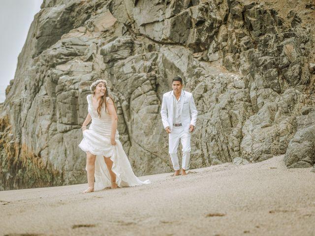 El matrimonio de Yoffre y Yahaira en Punta Negra, Lima 28