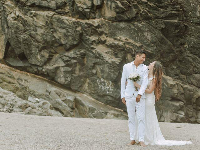 El matrimonio de Yoffre y Yahaira en Punta Negra, Lima 30