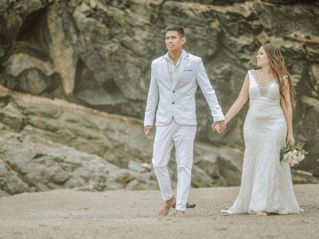 El matrimonio de Yoffre y Yahaira en Punta Negra, Lima 31