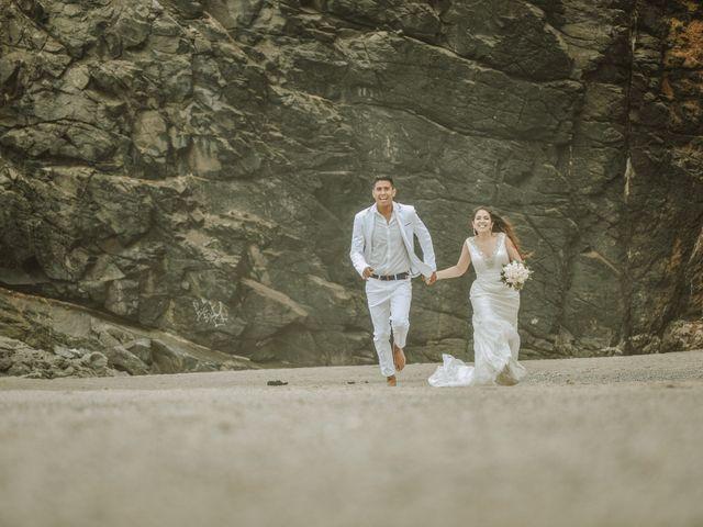 El matrimonio de Yoffre y Yahaira en Punta Negra, Lima 32