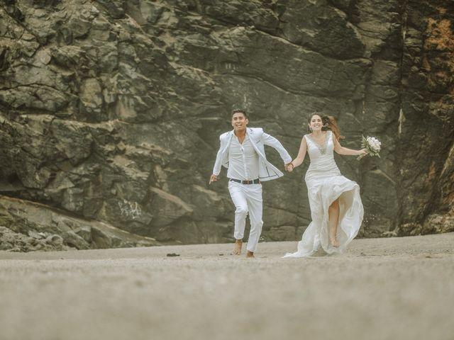 El matrimonio de Yoffre y Yahaira en Punta Negra, Lima 33