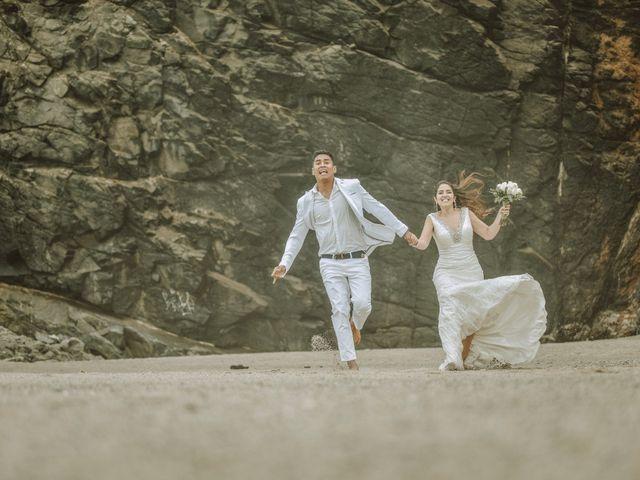 El matrimonio de Yoffre y Yahaira en Punta Negra, Lima 34