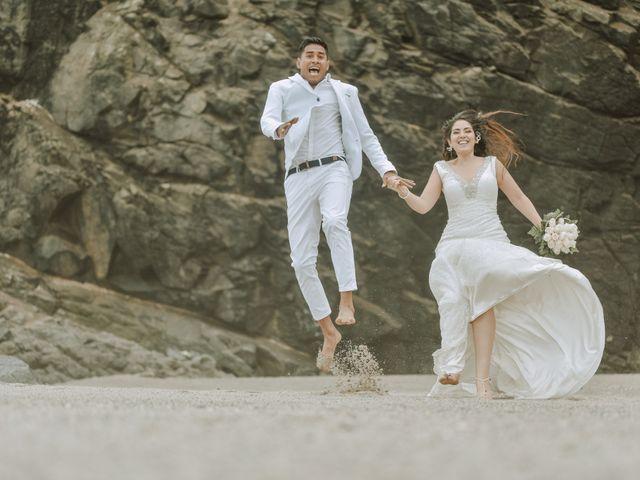 El matrimonio de Yoffre y Yahaira en Punta Negra, Lima 35