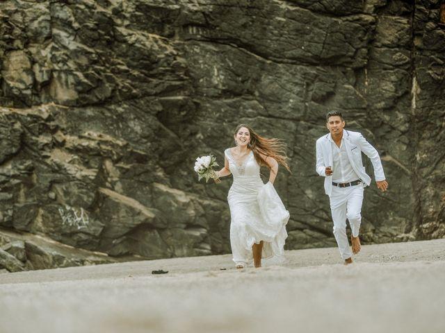 El matrimonio de Yoffre y Yahaira en Punta Negra, Lima 36