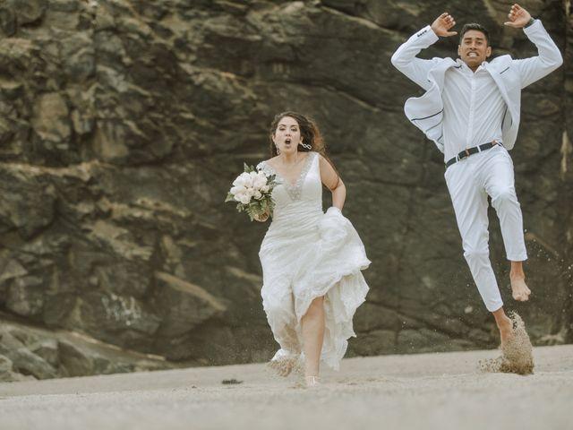 El matrimonio de Yoffre y Yahaira en Punta Negra, Lima 37