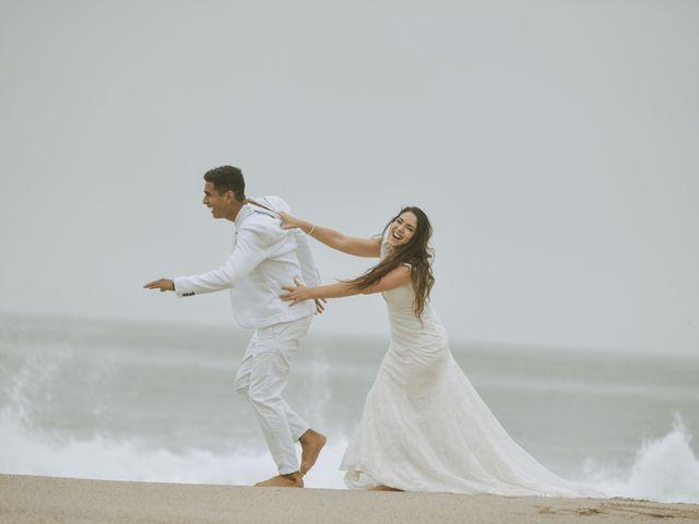 El matrimonio de Yoffre y Yahaira en Punta Negra, Lima 41