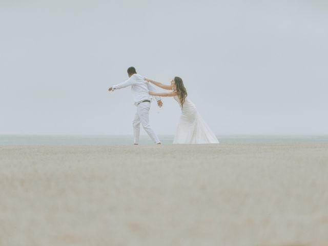 El matrimonio de Yoffre y Yahaira en Punta Negra, Lima 42