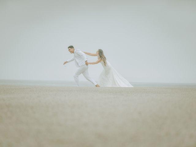 El matrimonio de Yoffre y Yahaira en Punta Negra, Lima 43
