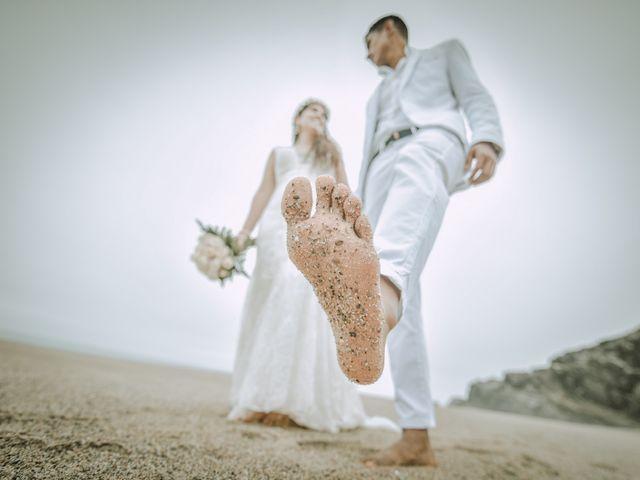 El matrimonio de Yoffre y Yahaira en Punta Negra, Lima 44