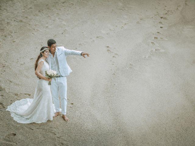 El matrimonio de Yoffre y Yahaira en Punta Negra, Lima 45