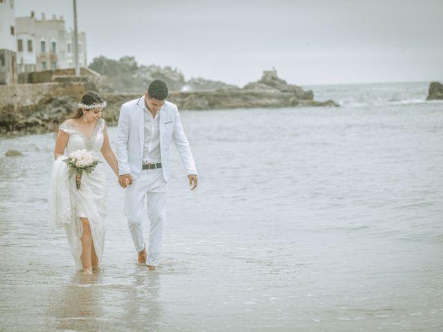 El matrimonio de Yoffre y Yahaira en Punta Negra, Lima 46