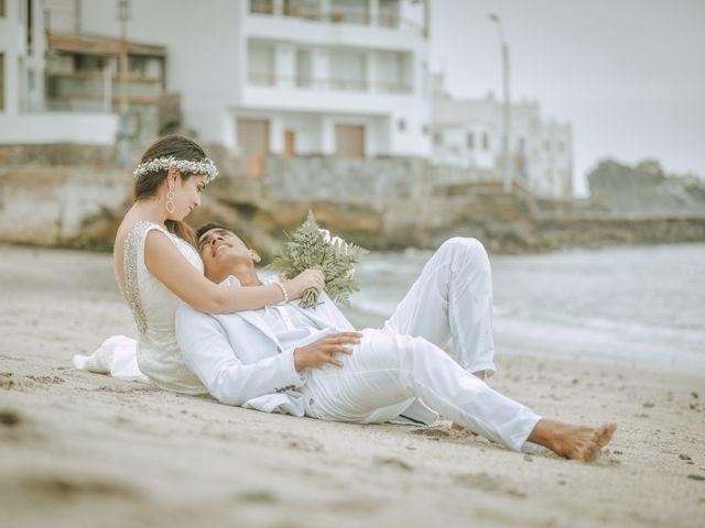 El matrimonio de Yoffre y Yahaira en Punta Negra, Lima 47