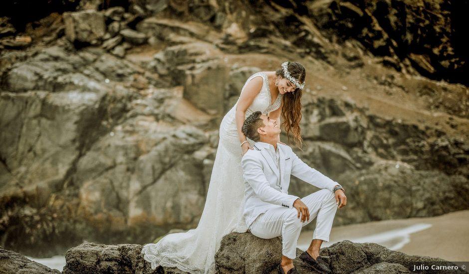 El matrimonio de Yoffre y Yahaira en Punta Negra, Lima