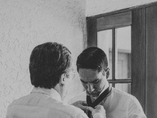 El matrimonio de Annette y Juan Diego 1