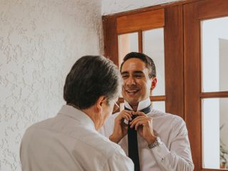 El matrimonio de Annette y Juan Diego 2