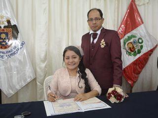El matrimonio de Mayte y Juan Carlos  1