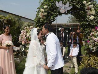 El matrimonio de Mayte y Juan Carlos