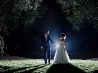 El matrimonio de Marianella y Rudy