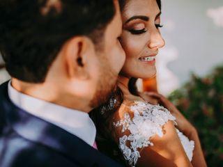El matrimonio de Claudia y Jimmy