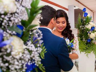 El matrimonio de Rocio y Ytalo