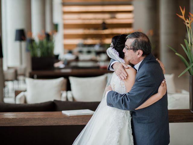 El matrimonio de Ricardo y Cinthya en Lima, Lima 95