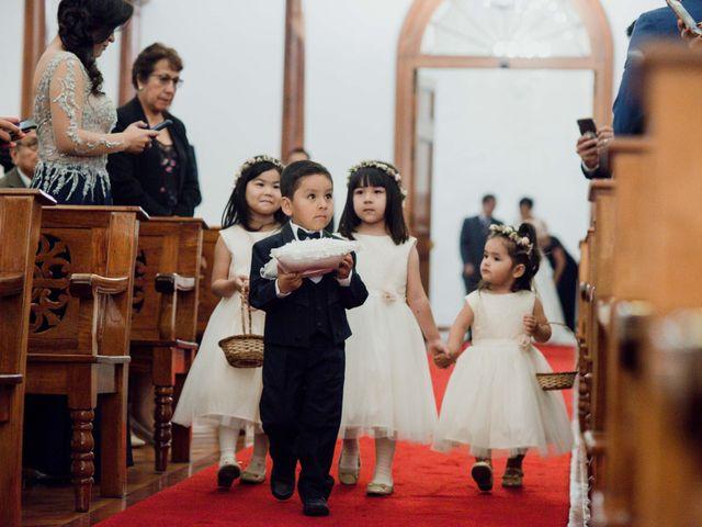 El matrimonio de Ricardo y Cinthya en Lima, Lima 100