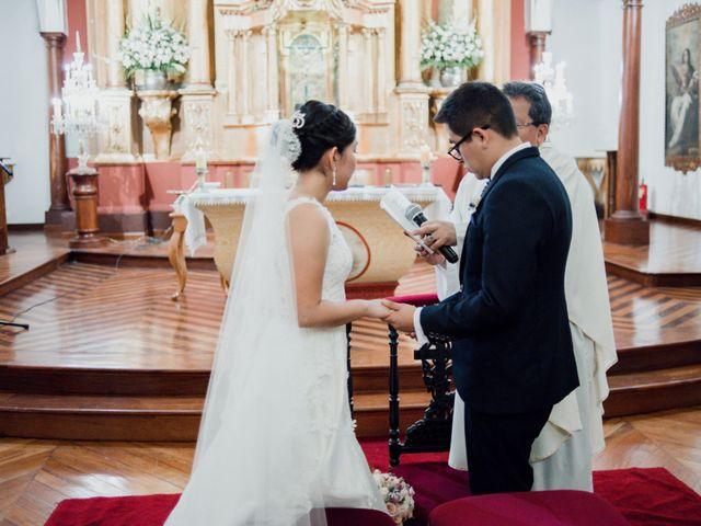 El matrimonio de Ricardo y Cinthya en Lima, Lima 101
