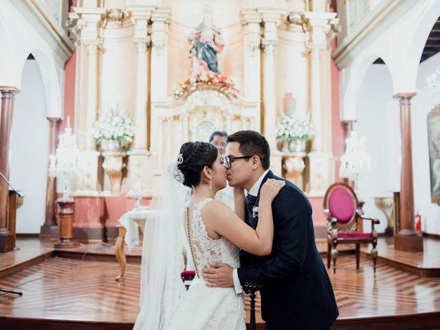 El matrimonio de Ricardo y Cinthya en Lima, Lima 105
