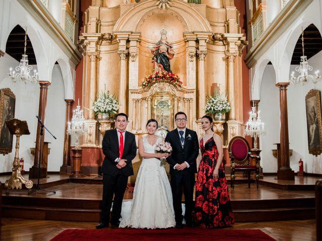 El matrimonio de Ricardo y Cinthya en Lima, Lima 106