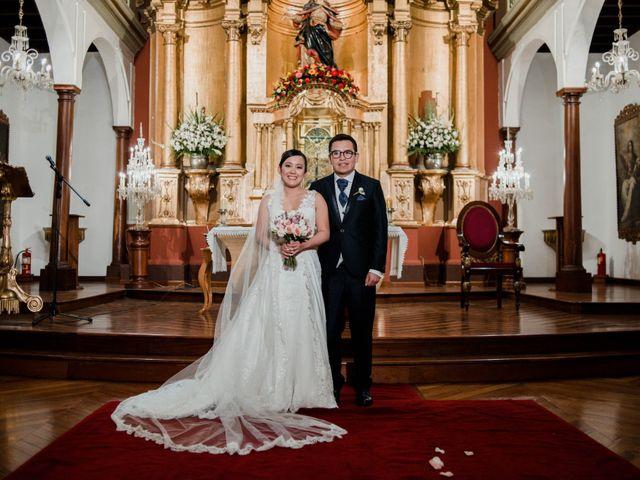 El matrimonio de Ricardo y Cinthya en Lima, Lima 108