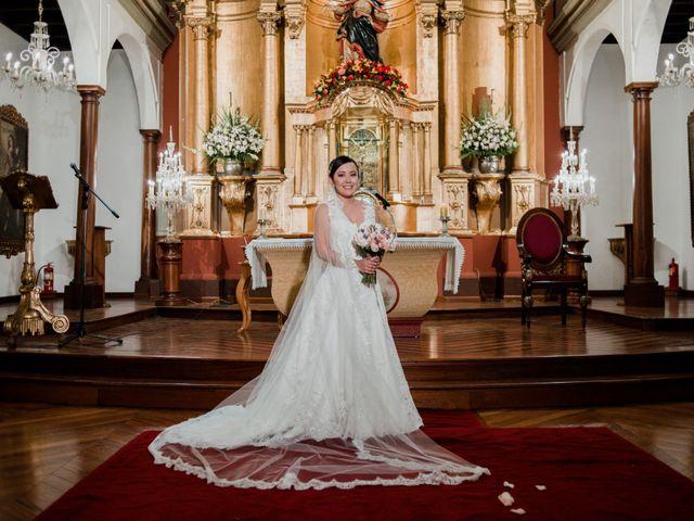 El matrimonio de Ricardo y Cinthya en Lima, Lima 109