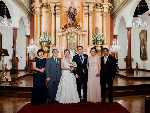 El matrimonio de Ricardo y Cinthya en Lima, Lima 111
